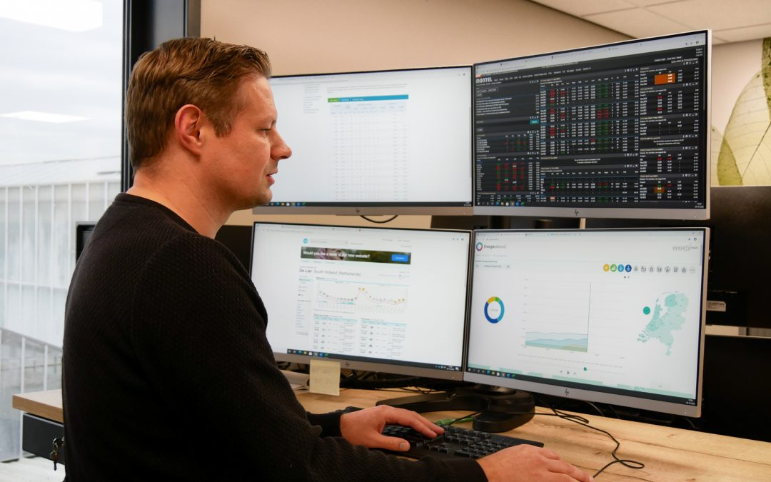 Van beurshandelaar tot energieadviseur
